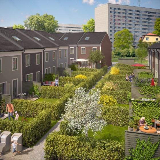Stadsradhus Vällingby Parkstad